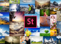 Buying Stock Photos from Adobe Stock
